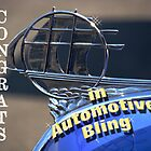 banner for automotive bling by vigor