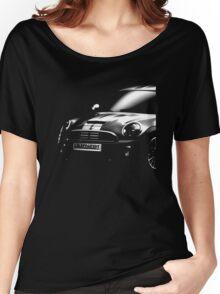mini cooper, british car Women's Relaxed Fit T-Shirt