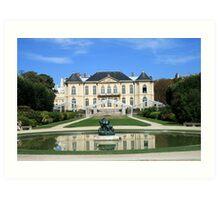 Musée Rodin Art Print