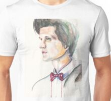 Eleventh Doctor. Matt Smith Unisex T-Shirt