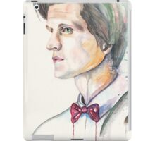 Eleventh Doctor. Matt Smith iPad Case/Skin