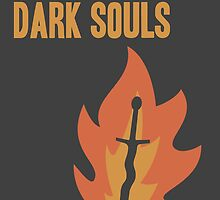 Finished dark souls by paulaxd