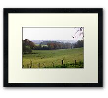 always in my dream  Framed Print