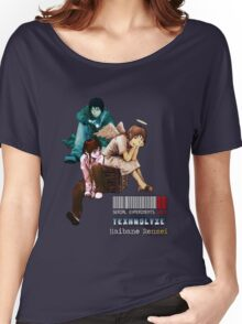 Abe Trilogy Women's Relaxed Fit T-Shirt