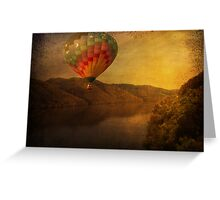 Colors in the Wind Greeting Card