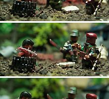 Lego Ethnic Cleansing by Shobrick
