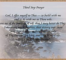 Third Step 12 Step Prayer by Delights