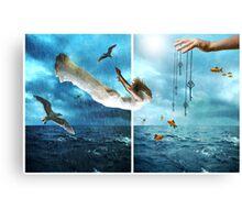 New Horizons.... Canvas Print