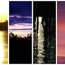Australian Sunsets by Janice E. Sheen