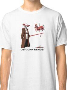 Obi-Juan Kenobi Classic T-Shirt
