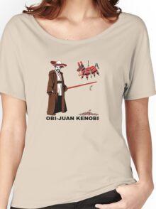 Obi-Juan Kenobi Women's Relaxed Fit T-Shirt