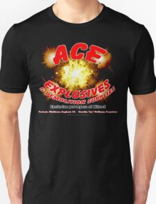 Ace Explosives & Demolition Supplies T-Shirt