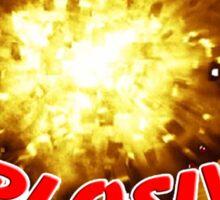 Ace Explosives & Demolition Supplies Sticker