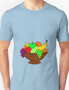 Simple Fruit Bowl T-Shirt