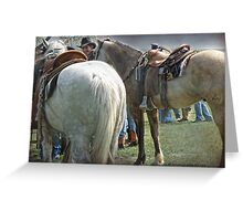 Time to Ride - Almost Greeting Card