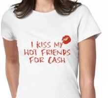 399 My Hot Friends Womens Fitted T-Shirt