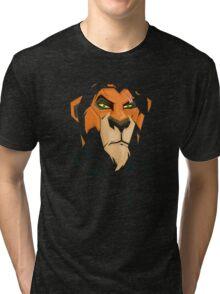 Scar  Tri-blend T-Shirt