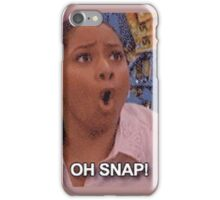OH SNAP iPhone Case/Skin