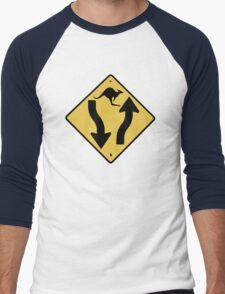 Kangaroo! Men's Baseball ¾ T-Shirt