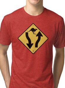 Kangaroo! Tri-blend T-Shirt