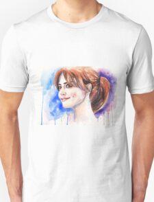 Clara Oswald. Jenna Coleman T-Shirt