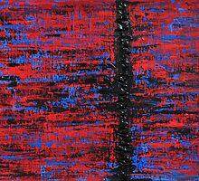 Spread of darkness by Elaine Davoren