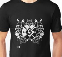 Hunab Ku Updated No Werdz 2011 Unisex T-Shirt