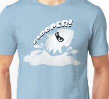 Blooper Joins The Turf War Unisex T-Shirt