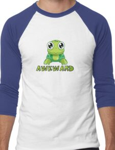 Awkward Turtle Men's Baseball ¾ T-Shirt