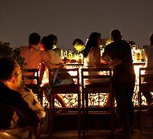 The Vertigo Bar by Andrew Kalpage