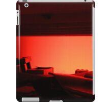 Red Ring iPad Case/Skin