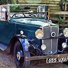 Morris Ten-Four by Clive
