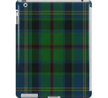 00157 Pennsylvania District Tartan  iPad Case/Skin