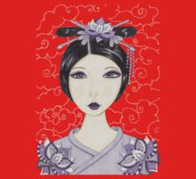 Geisha Girl Kids Tee