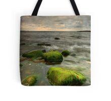 atlantic ocean in ireland Tote Bag