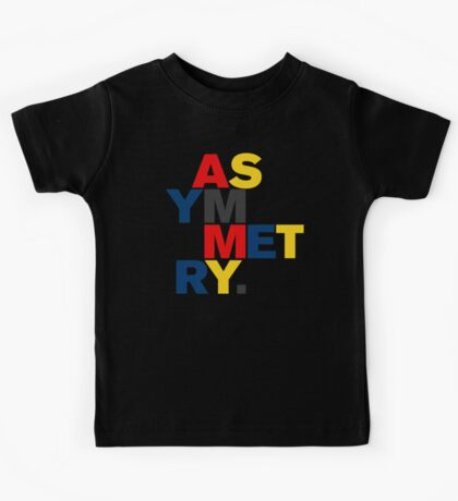 ASYMMETRY Kids Tee