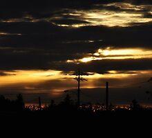 Nova Scotia Sunset by jlc73