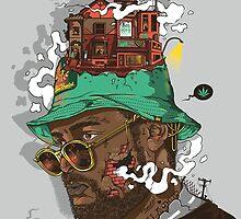 Schoolboy Q 2 by FBananaworks