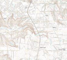 USGS Topo Map Oregon Oregon City 20110826 TM Sticker