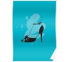 Shoe - Winter Poster