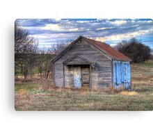 The National School Canvas Print