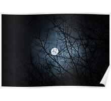 A Bad Moon Rising Poster
