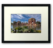 Palace of Fine Arts, San Francisco Framed Print