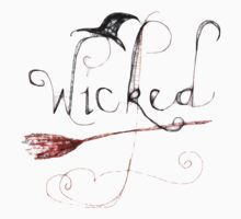 Wicked T-shirt by petejsmith
