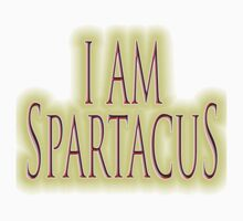 I am Spartacus! No I am Spartacus! Blood & Sand, Gladiators, Coliseum, Combat, Death Kids Clothes