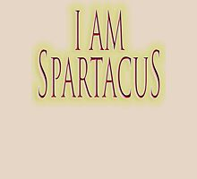 I am Spartacus! No I am Spartacus! Blood & Sand, Gladiators, Coliseum, Combat, Death T-Shirt
