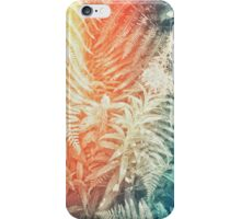 Fearn and Fireweed 02 - Retro iPhone Case/Skin