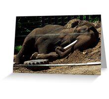 Sleeping Giant Greeting Card