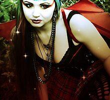 Evil Pixie - Kalli McCandless by prelandra