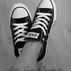 Live. Love. Converse by MustLoveRats